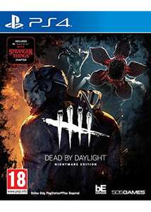 Dead by Daylight - Nightmare Edition (PS4) £21.85 @ Base.com