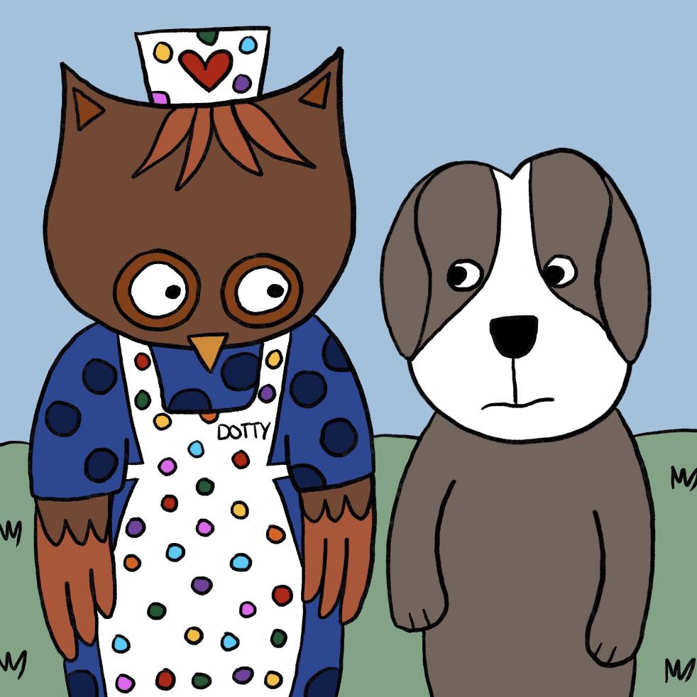 "Free book ""Dave the Dog is worried about coronavirus"" to support children anxious about Coronavirus @ Nurse Dott"