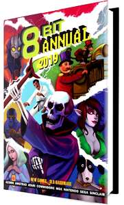8-Bit Annual 2018 and 2019 digital versions are now Free