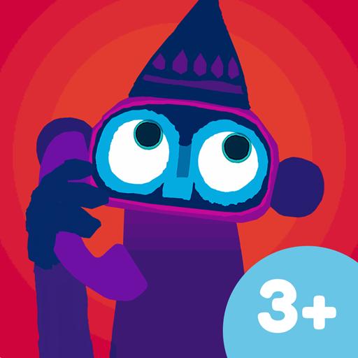 Hat Monkey by Chris Haughton (Children's App) Temporarily FREE on Google Play