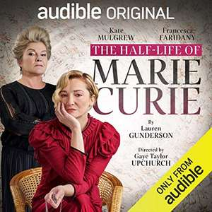 9 Free Audiobooks (Half Life Of Marie Curie/ An Act Of God/ Mountain Man/ Feeding the Dragon/ Sakina's Restaurant and more in OP) @ Audible