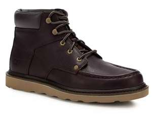 Caterpillar - Brown Leather 'Byron' Chukka Boots, £38.50 delivered at Debenhams (with code)