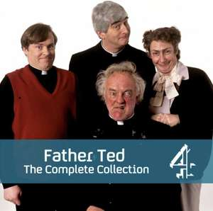 Father Ted Complete Collection £6.99 @ iTunes
