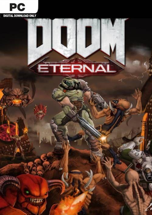 DOOM Eternal PC (EMEA) £32.99 at CD Keys