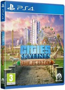 Cities Skylines: Parklife Edition (PS4/Xbox One) £16.95 Delivered @ The Game Collection