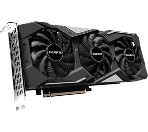GIGABYTE GeForce GTX 1660 SUPER 6 GB GAMING OC Graphics Card £220 Currys
