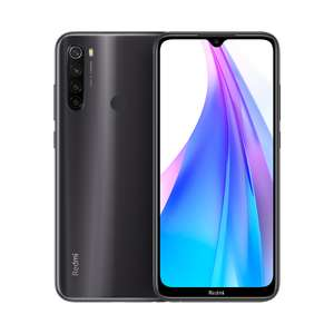 Xiaomi Redmi Note 8t black - £139 @ Xiaomi UK