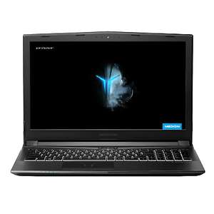 """Medion Erazer P6605 15.6"""" FHD IPS, i5-8300H, 8GB, 128GB M.2+2TB, GTX 1050 4GB Gaming Laptop, £525.63 with code at CCL/ebay"""
