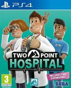 Two Point Hospital (PS4) £23.95 Delivered @ The Game Collection via eBay