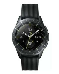 Samsung Galaxy Watch 42mm Black Small £94.99 With Code @ XS Items Ebay