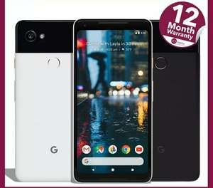 Google Pixel 2 XL Just Black 64GB Smartphone Good Condition £109.99 @ XS Items Ebay