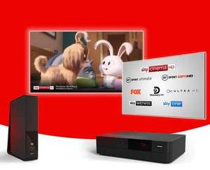 Virgin Bigger bundle + Limited Edition Movies, 200MB internet and free weekend calls. Free set up. £60pm/12 months + TCB