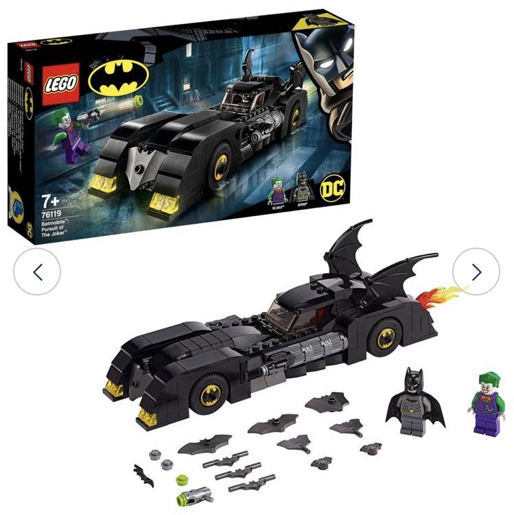 LEGO Super Heroes Classic Batmobile - 76119 - £16.50 @ Tesco