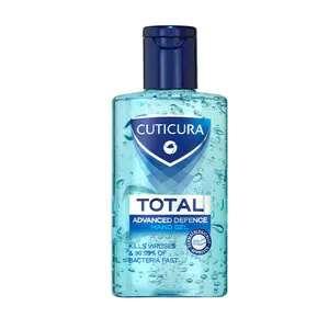 Cuticura Total Advanced Defence Hand Gel 100ml - £1.55 + £3 standard delivery @ superdrugs