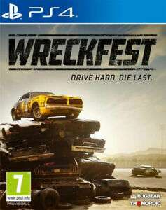 Wreckfest (PS4/Xbox One) - £17.95 With Code @ The Game Collection / eBay
