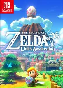 The Legend of Zelda Links Awakening Game (Nintendo Switch) - £17.44 @ MusicMagpie Ebay