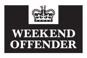 Weekend Offender 20% off and free UK shipping on orders over £25