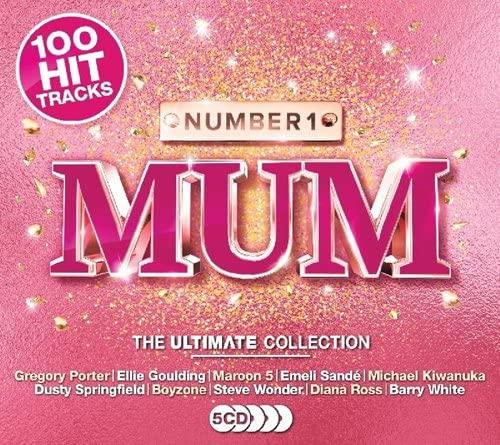 Ultimate No. 1 Mum 5 CD Boxset £5 (Prime) + £2.99 (non Prime) at Amazon