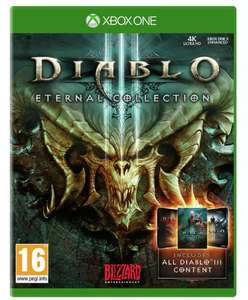 Diablo 3 Eternal Collection (X-box One/PS4) £18.99 Delivered at Argos