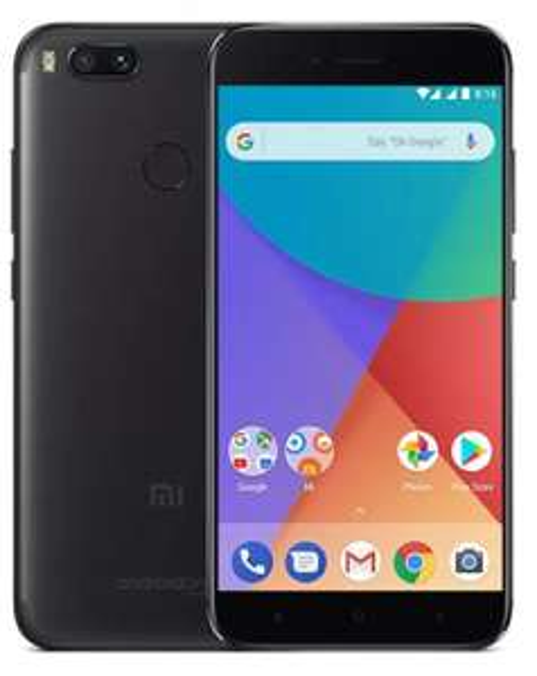 """Used Xiaomi Mi A1 5.5"""" Snapdragon 625 Android 64GB 4GB RAM Dual Cameras - Black £59.99 @ Mande sales Ebay"""