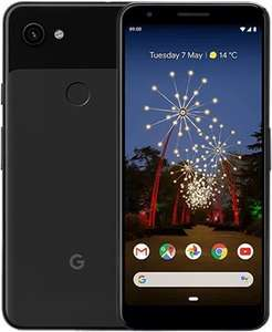 Google Pixel 3a 64GB Just Black, EE B Condition Smartphone £180 @ CEX
