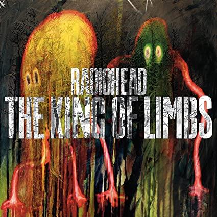 Radiohead The King of Limbs - vinyl £15.99 (+£2.99 non-prime) @ Amazon