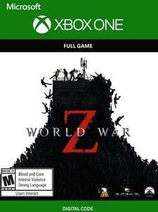 World War Z [Xbox One] £6.59 @ Xbox Store Norway