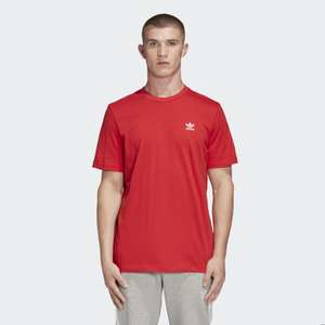 Adidas Trefoil Essentials T shirt Now £7.98 with code @ adidas