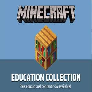 Minecraft Education Collection DLC - Free - Microsoft