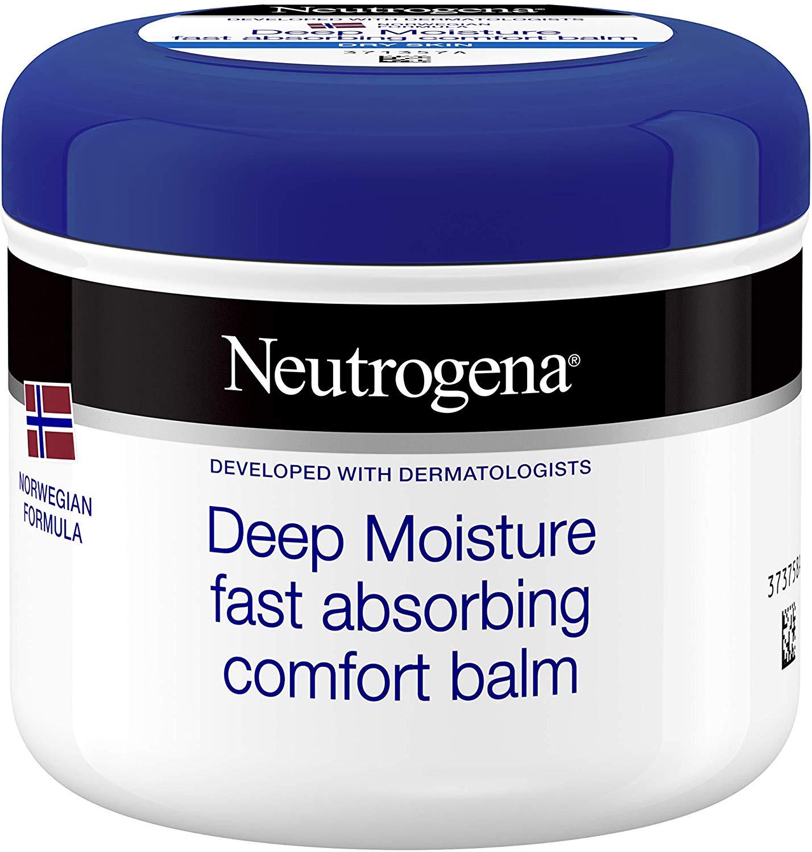 Neutrogena Deep Moisture Fast Absorbing Comfort Balm 300ml - £3.93 (Prime or + £4.49 NP) £3.73 S&S @ Amazon
