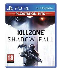 Killzone Shadow Fall HITS Range (PS4) - £5.99 Delivered @ boss_deals/ eBay