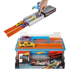 Hot Wheels Race Case Track Set £8.99 + Free Delivery @ Bargain Max