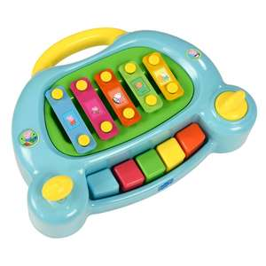 Two free deliveries a year when you sign up @ smyths toys e.g Peppa Pig My Pig Piano £7 delivered