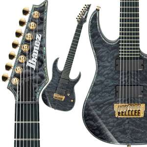 Ibanez RGIX27FEQM-TG Iron Label 7 String Guitar With EMG Pickups - £499 With Free Next Day Delivery @ GuitarGuitar