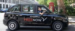 50% Off Cab Hire For All NHS Staff via App @ FreeNow