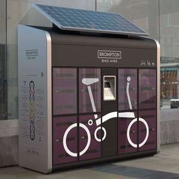 Free Brompton Bike Hire for NHS staff @ Brompton Bike
