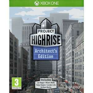 Project Highrise: Architects Edition (Xbox One) £3.95 @ The Game Collection
