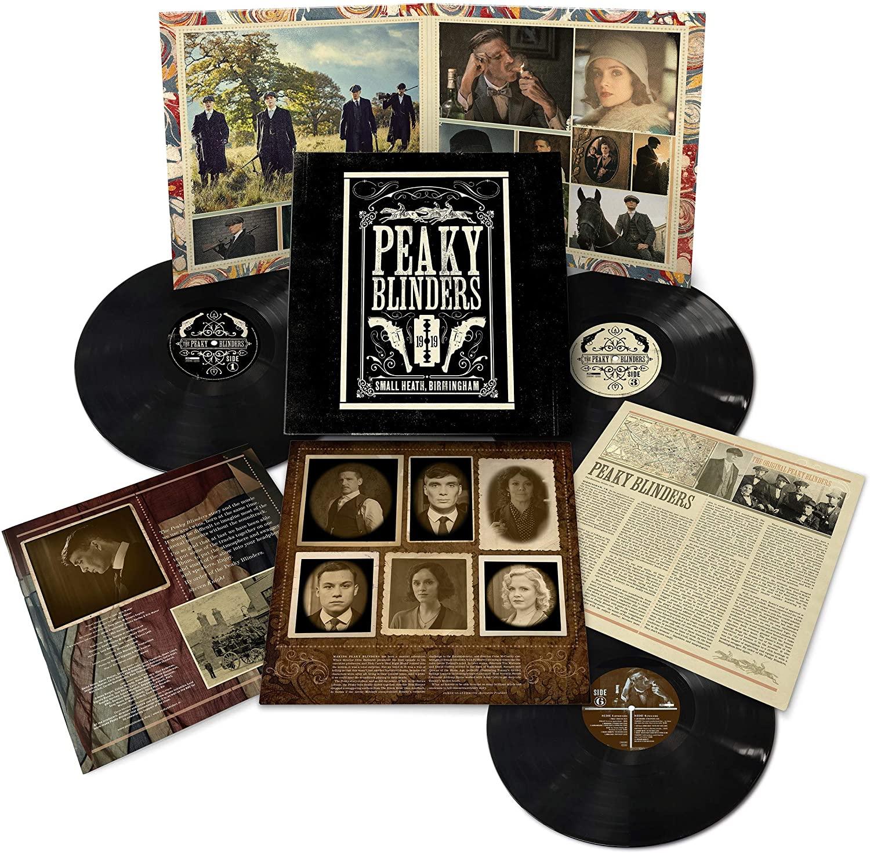 Various Artists - Peaky Blinders OST [VINYL] Box Set £10.99 (Prime) + £2.99 (non Prime) at Amazon