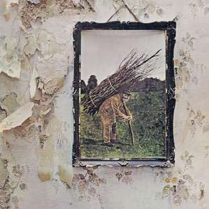 Led Zeppelin IV [Remastered Original Vinyl 180 g] With FREE MP3 Download £13.99 + 99p delivery Non Prime @ Amazon