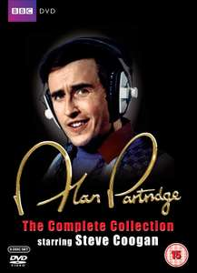 Alan Partridge: Complete Collection (6 Disc Boxset) - Preowned - £3.89 delivered @ Music Magpie