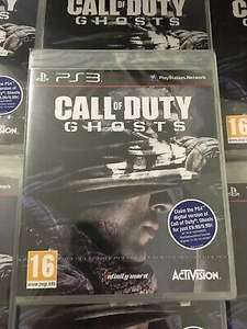 Call of duty: Ghosts PS3 sealed and new - £2.99 delivered @ electronixcentral / eBay