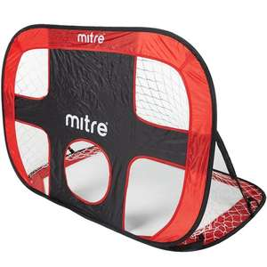 Mitre 2-in-1 Goal & Trainer £12 delivered @ Mitre