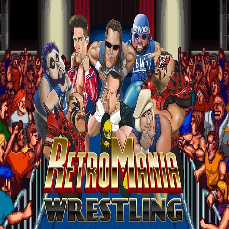 [Nintendo Switch] RetroMania Wrestling (Digital Download) - £21.28 - RetroSoft Studios