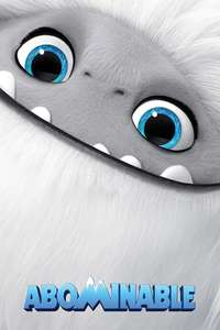Dreamworks' Abominable - £1.90 to rent / £5.99 to buy @ Chili