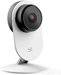 YI Home Camera 3, AI-Powered 1080p Security Surveillance System Indoor House Cam/Human Detection WIFI- £19.99 Sold by Seeverything UK & FBA