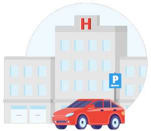 Free Parking close to Hospitals for NHS Workers & Patients @ JustPark