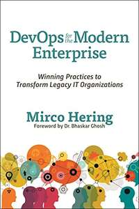 DevOps for the Modern Enterprise eBook - Free Today Only at Amazon