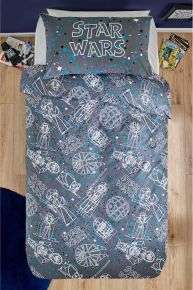 Star Wars Speckle Duvet Cover And Pillowcase Set (Single) £6 Delivered from Next