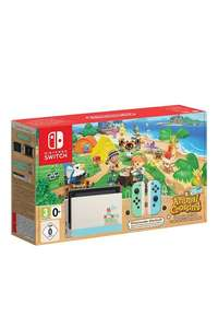 Nintendo Switch Console - Animal Crossing Edition including Download code of Game £319.99 delivered @ Studio