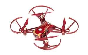 DJi Ryze Tello Marvel IRON MAN Limited Edition 5MP Camera Powered by DJI now £77.99 Inc delivery at Scan